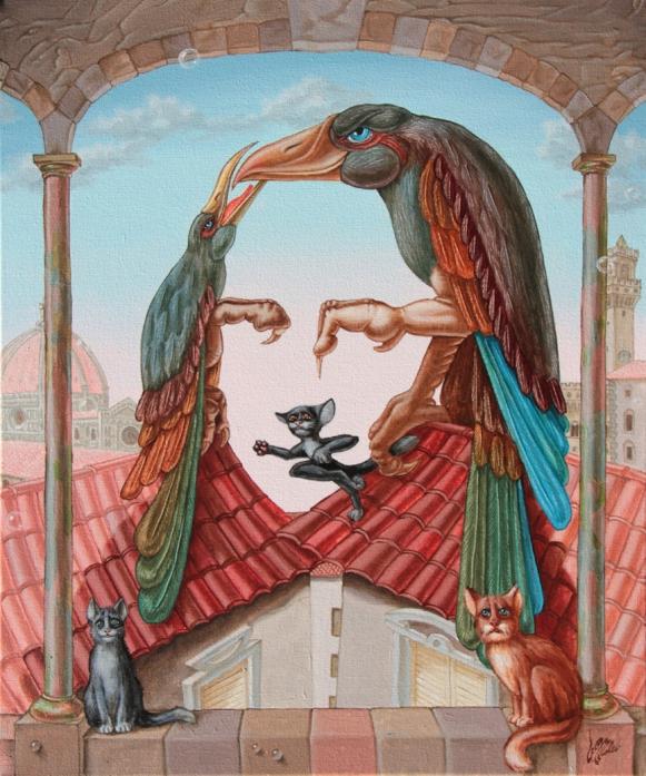 La Gioconda by Victor Molev III