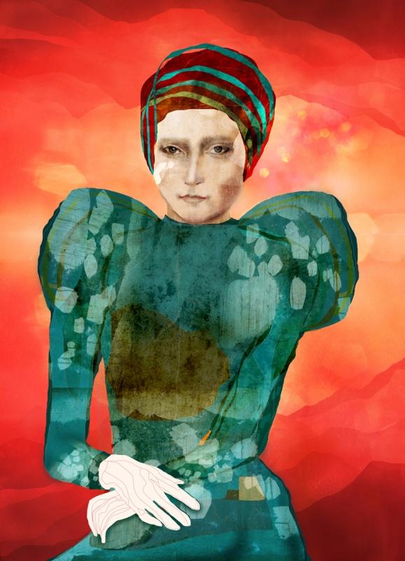La Gioconda by Joanna Pavelescu