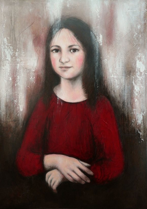 La Gioconda by Isabelle Milloz