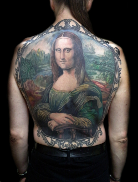 La Gioconda by Mike