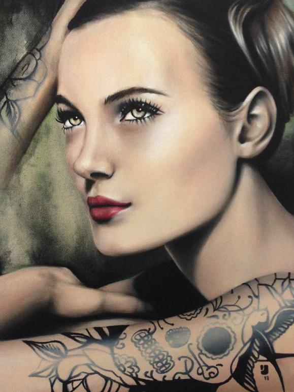 La Gioconda by Jane Kenoyer