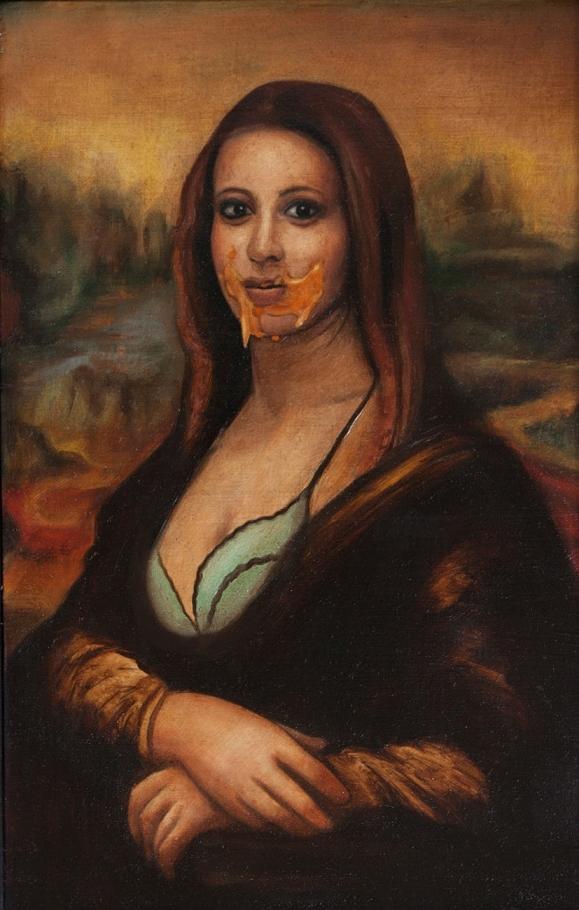 La Gioconda by Emily Burns