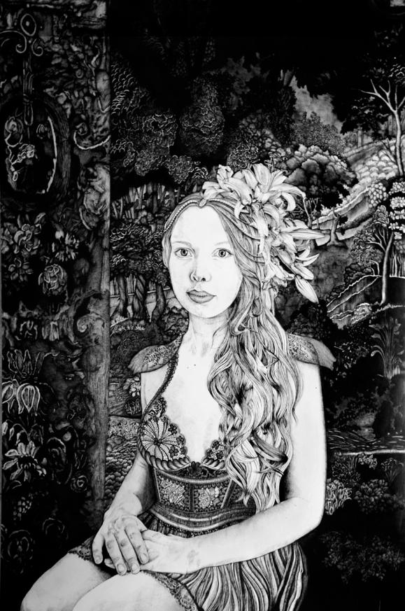 La Gioconda by Melanie Gregoire