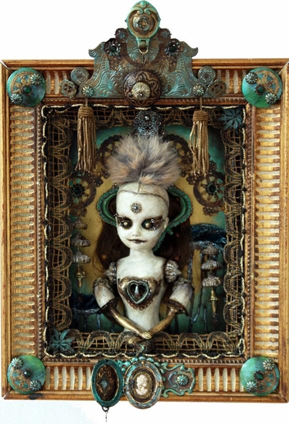 La Gioconda by Wendy Gadzuk